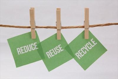 電線のリサイクル率について